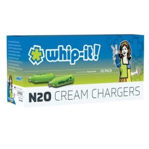 Whip-it cream chargers Premium