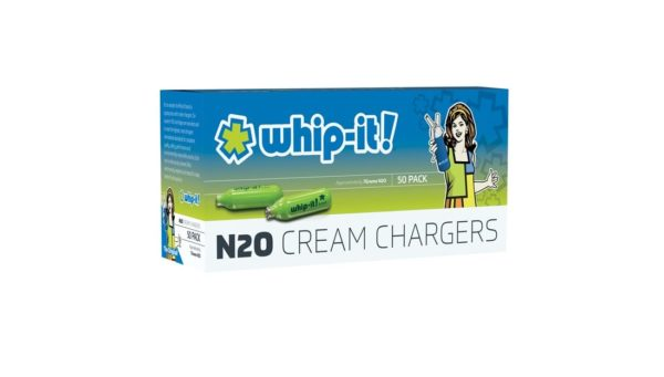 Whip-it cream chargers Premium